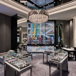 hublot opens a second boutique in kuala lumpur