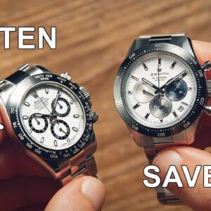 Here's Why The Zenith Chronomaster Sport Is Better Than The Rolex Daytona | Watchfinder & Co.