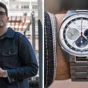 A Stunning New El Primero Chronograph from Zenith at 38mm  - Chronomaster Original Review