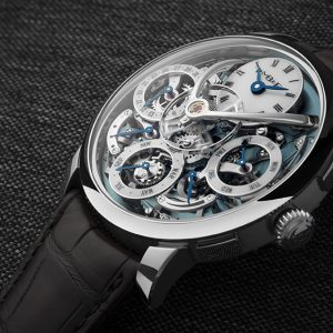 mbf is only making 25 of its new lm perpetual watches in palladium
