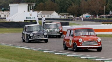rolex front and center at goodwood revival 2021
