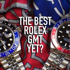 Rolex Batgirl vs Batman vs Pepsi Watch - Everything You Need To Know: The GMT Master II & 126710BLNR