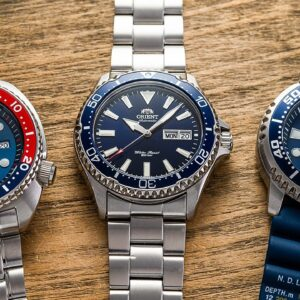 Comparing 3 of the BEST Dive Watches Under $500 - Citizen Promaster, Orient Kamasu, & Seiko Turtle
