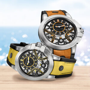 three new models join harry winston ocean collection