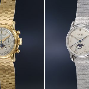 two previously unknown patek philippe watches will head to auction for the first time this fall