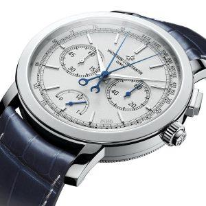 vacheron constantin unveils 288000 traditionnelle split second chronograph at watches wonders geneva 2021