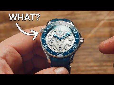 Watch This Before You Buy An Omega Seamaster | Watchfinder & Co.