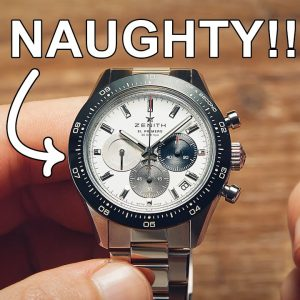 What They DON'T Tell You About The Zenith Chronomaster Sport | Watchfinder & Co.