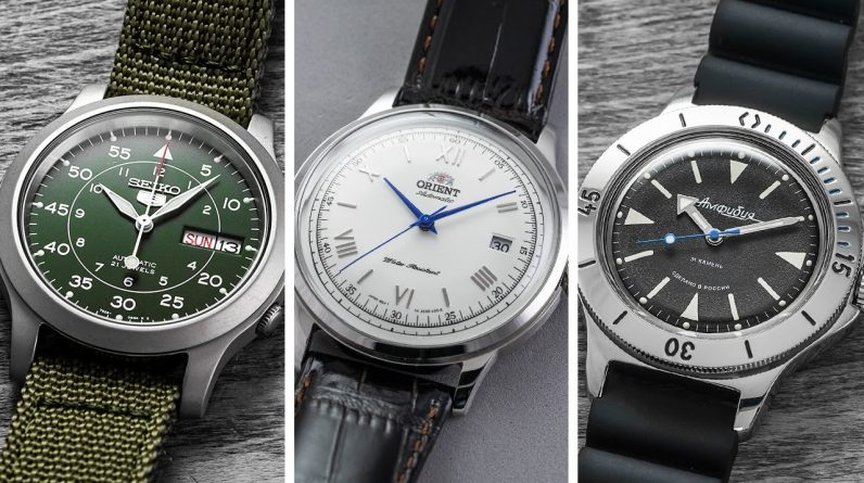 13 of the BEST Watches Under $150