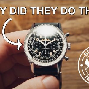 3 Things You Should Know Before You Buy A Breitling | Watchfinder & Co.