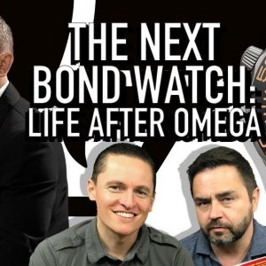 The Next James Bond Watch: 6 Omega Alternatives You & 007 Should Consider After No Time To Die