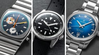 12 Awesome Microbrand Watches You Should Have On Your Radar in 2021 (Updated Blog with 40+ Brands)