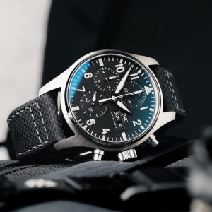 iwc and collective horology watch group unveil collaborative c 03 pilots chronograph watch