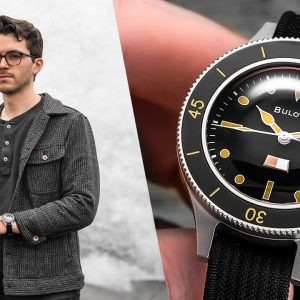 A New Dive Watch From Bulova With Classic Looks & An Interesting Backstory - Bulova MIL-SHIPS