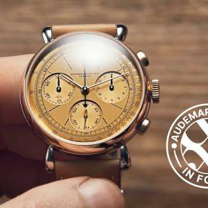The Crazy Omega Secretly Made By Audemars Piguet | Watchfinder & Co.
