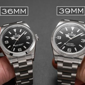The NEW Rolex Explorer 36mm vs the Previous 39mm - Smaller But Better?