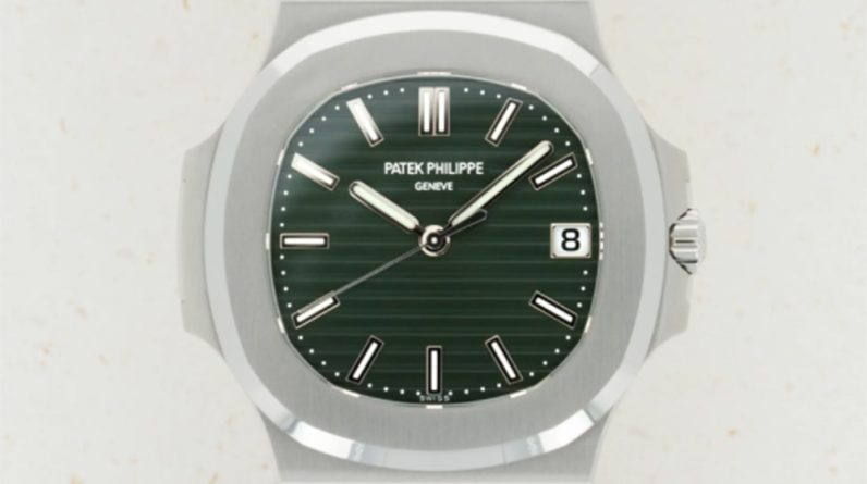 this auction might be your best chance to get the years most sought after patek philippe